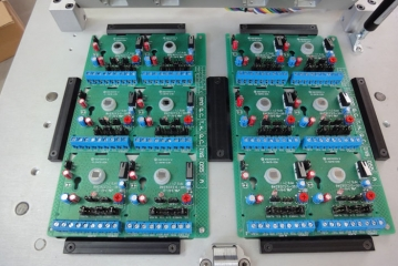 Electronic Circuit Testing Fixture