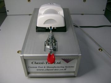 Semi automatic Test Fixture